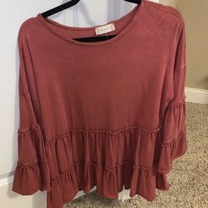 altard state flowy blouse
